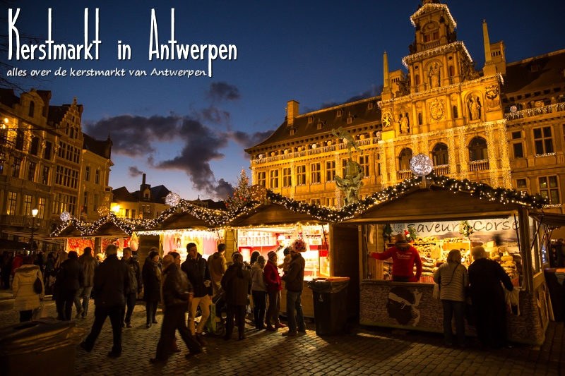 Kerstmarkt In Antwerpen Locatie En Tips